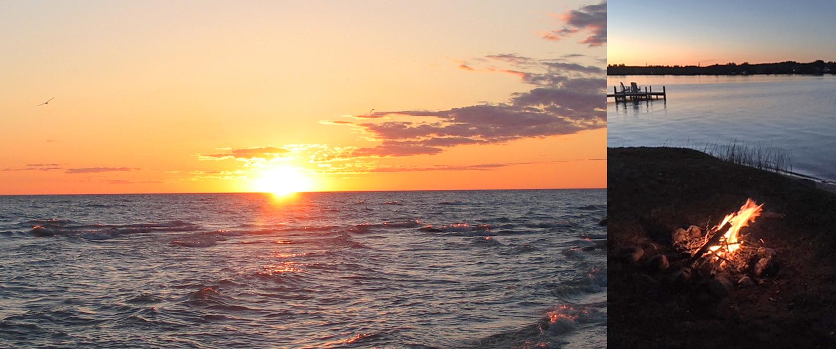 Walloon Lake Cabin Rental   Northern MI Vacation Rentals